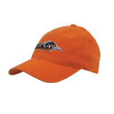 Orange OttoFlex Unstructured Low Profile Hat-UTSA Roadrunners w/ Head Flat