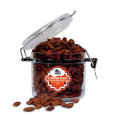 Almond Bliss Round Canister-Primary Logo