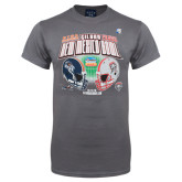 Gildan New Mexico Bowl Charcoal T-Shirt-
