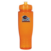 Spectrum Orange Sport Bottle 28oz-Primary Logo