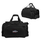 Challenger Team Black Sport Bag-UTSA Roadrunners w/ Head Flat