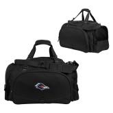 Challenger Team Black Sport Bag-Roadrunner Head