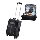 Wenger 4 Wheeled Spinner Carry On Luggage-Primary Logo