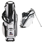 Callaway Hyper Lite 4 White Stand Bag-Primary Logo