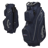 Callaway Org 14 Navy Cart Bag-UTSA Roadrunners w/ Head Flat