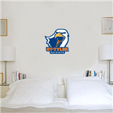 1 ft x 1 ft Fan WallSkinz-UT Tyler w/ Eagle Head