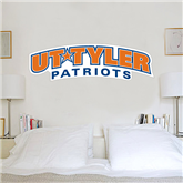 2 ft x 6 ft Fan WallSkinz-UT Tyler Arched