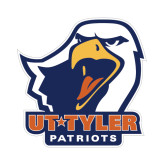 Small Decal-UT Tyler w/ Eagle Head, 6 inches wide