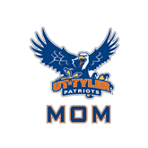 Mom Decal-Official Logo, 6 inches wide