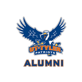 Alumni Decal-Official Logo, 6 inches wide