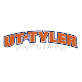 Extra Large Decal-UT Tyler Arched, 18 inches wide