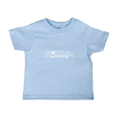 Toddler Light Blue T Shirt-UT Tyler Arched
