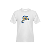 Youth White T Shirt-Eagle Talon