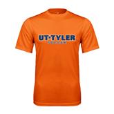 Performance Orange Tee-Soccer