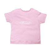 Toddler Pink T Shirt-UT Tyler Arched