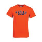 Orange T Shirt-Texas at Tyler