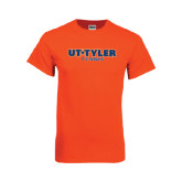 Orange T Shirt-Tennis