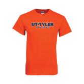 Orange T Shirt-Athletics