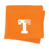 Orange Sweatshirt Blanket-Flag T