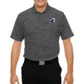 Under Armour Graphite Performance Polo-UT Tyler w/ Eagle Head