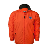 Orange Survivor Jacket-Official Logo