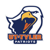 Small Magnet-UT Tyler w/ Eagle Head, 6 inches wide