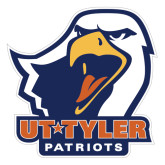 Extra Large Magnet-UT Tyler w/ Eagle Head, 18 inches wide