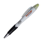 Blossom White Pen/Highlighter-UT Tyler Patriots