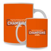 Full Color White Mug 15oz-Championship Gear