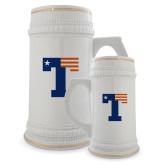 Full Color Decorative Ceramic Mug 22oz-Flag T