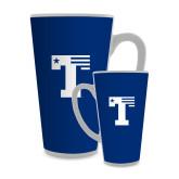Full Color Latte Mug 17oz-Flag T