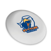 Ultimate White Sport Disc-UT Tyler w/ Eagle Head