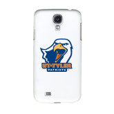 White Samsung Galaxy S4 Cover-UT Tyler w/ Eagle Head
