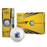 Callaway Warbird Golf Balls 12/pkg-UT Tyler w/ Eagle Head