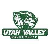 Large Decal-Utah Valley University, 12 in. wide