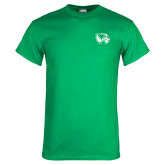 Kelly Green T Shirt-Primary Logo