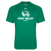 Under Armour Kelly Green Tech Tee-Dad