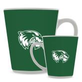 Full Color Latte Mug 12oz-Primary Logo