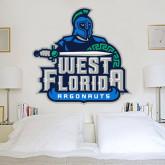 4 ft x 4 ft Fan WallSkinz-West Florida Argonauts