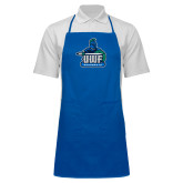 Full Length Royal Apron-UWF Argonauts