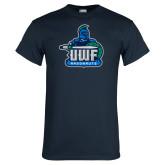 Navy T Shirt-UWF Argonauts