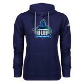 Adidas Climawarm Navy Team Issue Hoodie-UWF Argonauts