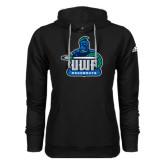 Adidas Climawarm Black Team Issue Hoodie-UWF Argonauts