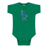 Kelly Green Infant Onesie-Youth Mark