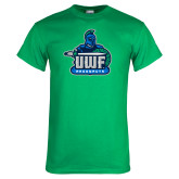 Kelly Green T Shirt-UWF Argonauts