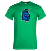 Kelly Green T Shirt-Argonaut Head