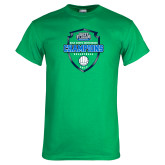 Kelly Green T Shirt-2017 Volleyball Champions