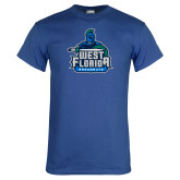 Royal T Shirt-West Florida Argonauts