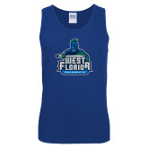 Royal Tank Top-West Florida Argonauts