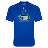 Under Armour Royal Tech Tee-UWF Argonauts